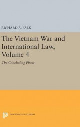 Omslag - The Vietnam War and International Law: Volume 4