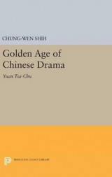 Omslag - Golden Age of Chinese Drama
