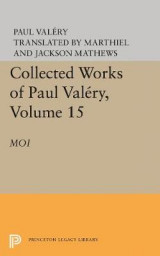 Omslag - Collected Works of Paul Valery: MOI Volume 15
