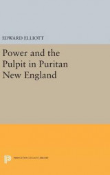 Omslag - Power and the Pulpit in Puritan New England