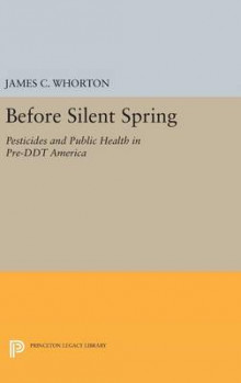Before Silent Spring av James C. Whorton (Innbundet)