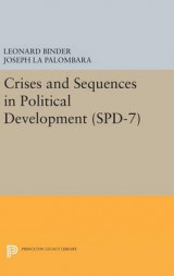 Omslag - Crises and Sequences in Political Development