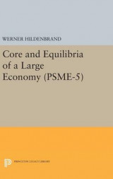 Omslag - Core and Equilibria of a Large Economy (PSME-5)
