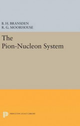 Omslag - The Pion-Nucleon System