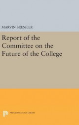 Omslag - Report of the Committee on the Future of the College