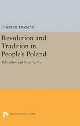 Omslag - Revolution and Tradition in People's Poland