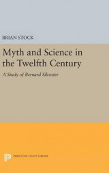 Omslag - Myth and Science in the Twelfth Century