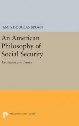 Omslag - An American Philosophy of Social Security