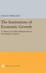 Omslag - The Institutions of Economic Growth