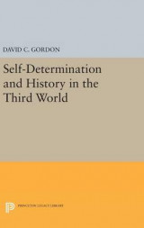 Omslag - Self-Determination and History in the Third World