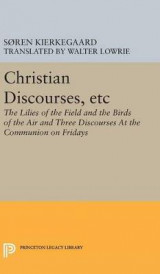Omslag - Christian Discourses, Etc.