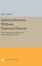 Omslag - Industrialization Without National Patents
