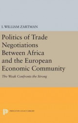 Omslag - Politics of Trade Negotiations Between Africa and the European Economic Community