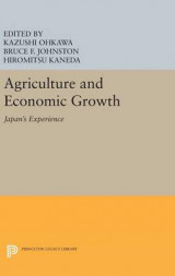 Omslag - Agriculture and Economic Growth