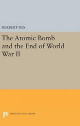 Omslag - The Atomic Bomb and the End of World War II