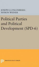 Omslag - Political Parties and Political Development.