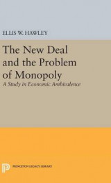 Omslag - The New Deal and the Problem of Monopoly
