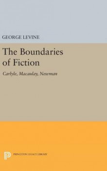 Boundaries of Fiction av George Levine (Innbundet)