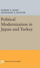 Omslag - Political Modernization in Japan and Turkey