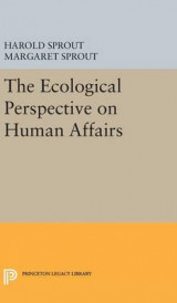 Omslag - Ecological Perspective on Human Affairs