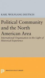 Omslag - Political Community and the North American Area