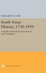 Omslag - South Asian History, 1750-1950