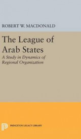 Omslag - The League of Arab States