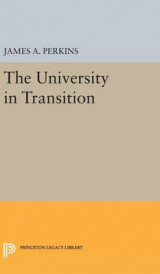 Omslag - The University in Transition