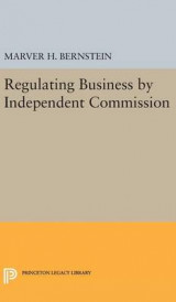 Omslag - Regulating Business by Independent Commission