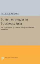 Omslag - Soviet Strategies in Southeast Asia