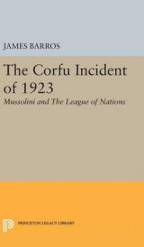 Omslag - The Corfu Incident of 1923