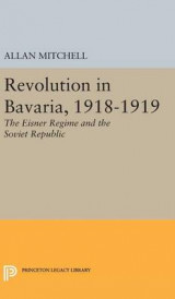 Omslag - Revolution in Bavaria, 1918-1919