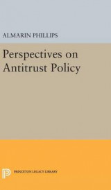 Omslag - Perspectives on Antitrust Policy