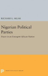 Omslag - Nigerian Political Parties