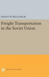 Omslag - Freight Transportation in the Soviet Union