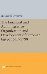 Omslag - Financial and Administrative Organization and Development