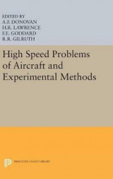 Omslag - High Speed Problems of Aircraft and Experimental Methods