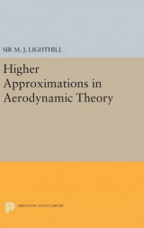 Omslag - Higher Approximations in Aerodynamic Theory