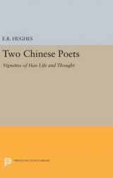 Omslag - Two Chinese Poets