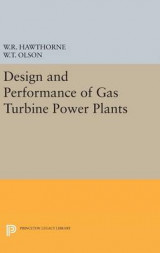 Omslag - Design and Performance of Gas Turbine Power Plants
