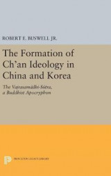 Omslag - The Formation of Ch'an Ideology in China and Korea