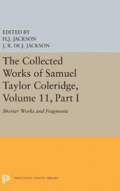 The Collected Works of Samuel Taylor Coleridge, Volume 11 av Samuel Taylor Coleridge (Innbundet)