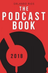Omslag - The Podcast Book 2018