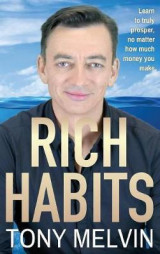 Omslag - Rich Habits - Hardcover