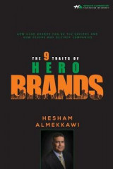 Omslag - The 9 Traits of Hero Brands
