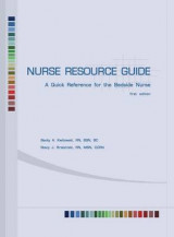 Omslag - Nurse Resource Guide