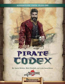 Pirate Codex av Matt Goodall, Linda Zayas-Palmer og Jason Nelson (Heftet)