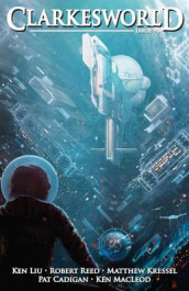Clarkesworld Issue 98 av Matthew Kressel, Ken Liu og Robert Reed (Heftet)