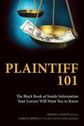 Plaintiff 101 av Michael J Harvey og Karen R Mertes (Heftet)