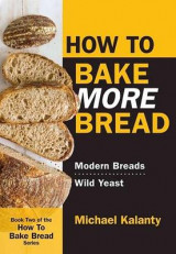 Omslag - How to Bake More Bread
